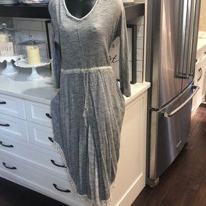 Dresses & Skirts - Anthropologie dress worn twice.  SUPER CUTE. Large